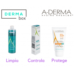 DermaBox A-Derma Phys-AC Anti-acné