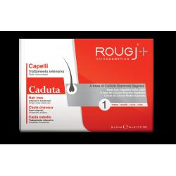 Rougj Tratamiento Anti-Caída 1 Mes 8x5 ml