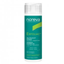 Noreva Exfoliac Gel Moussante 200 ml