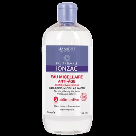 Jonzac Agua Micelar Anti-Edad 500 ml