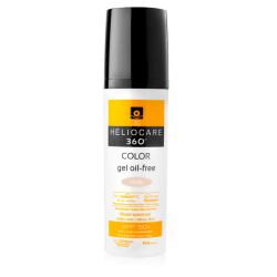 Heliocare 360° Gel Oil Free Dry Touch Pearl