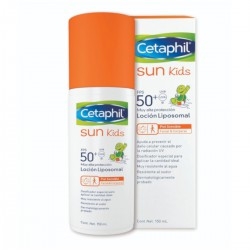 Cetaphil Sun Kids Loción FPS50+ 150 ml
