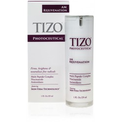 TiZO Photoceutical AM Rejuvenation con Niacinamida Anti-Oxidantes 29 ml