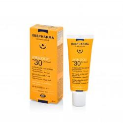 Isis Pharma UveBlock FPS30+ Ultra Fluido Toque Seco 40 ml