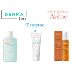 DermaBox Avène Cleanance Básico Piel Grasa/Mixta