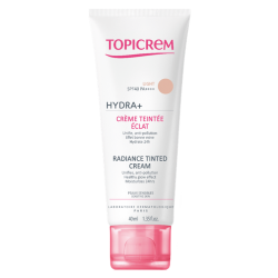 Topicrem Hydra+ Crema Color Iluminadora Light 40 ml