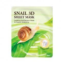 Mascarilla Healding Snail 3D