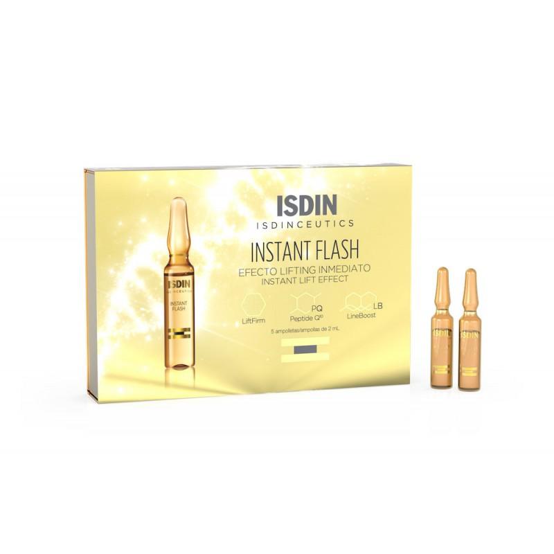 Isdinceutics Instant Flash 5 Ampolletas