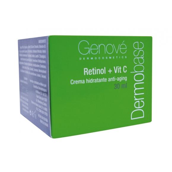Genové Dermobase Retinol Vit C 30 ml