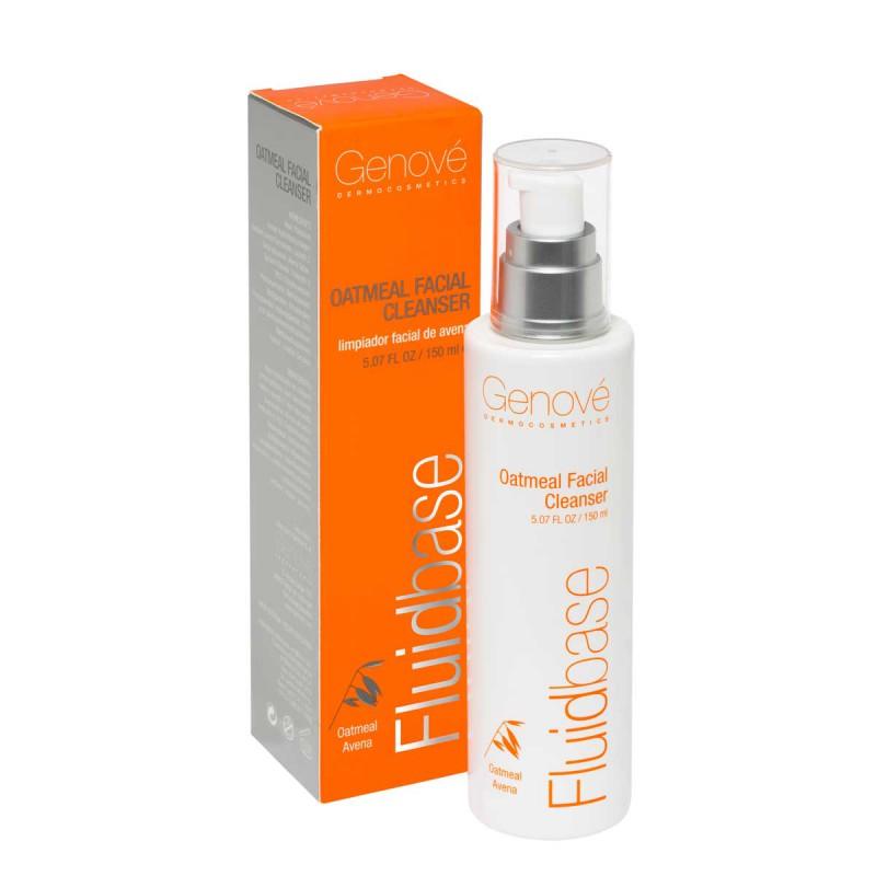 Genové Fluidbase Limpiador Facial Avena 150 ml