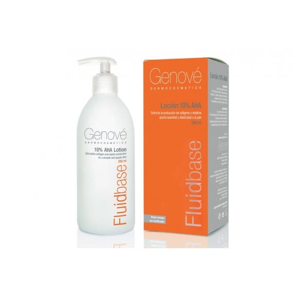 Genové Fluidbase Loción 10% AHA 250 ml