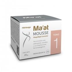 Hidrisage Ma'at Mousse Tono 1 con 25 gr