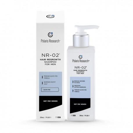 DS Polaris NR02 Shampoo 210 ml