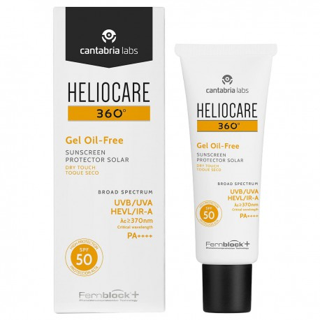 Heliocare 360° Gel Oil Free Dry Touch