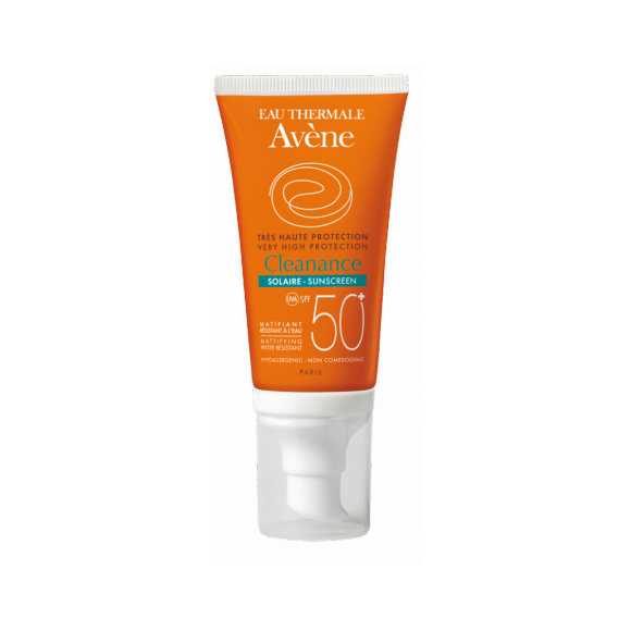 Avene Cleanance Solar FPS50+ 50 ml