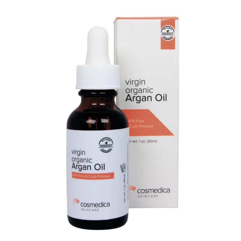 Cosmedica Virgin Organic Argan Oil 1oz / 30 ml