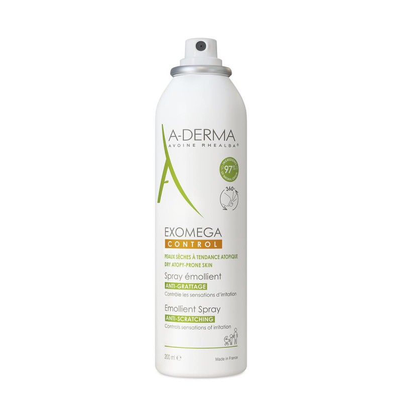 A-Derma Exomega Spray 200 ml