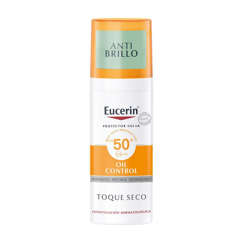 Eucerin Sun Gel-Creme Oil Control Dry Touch FPS50+ 50 ml