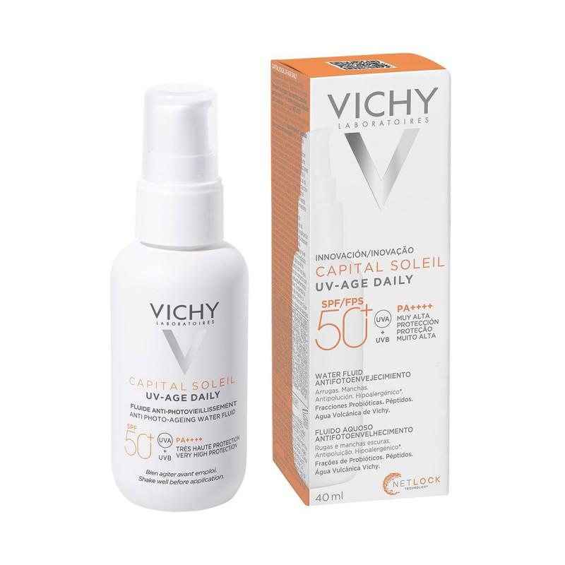Vichy Capital Soleil Uv -Age Daily FPS50+  40 ml