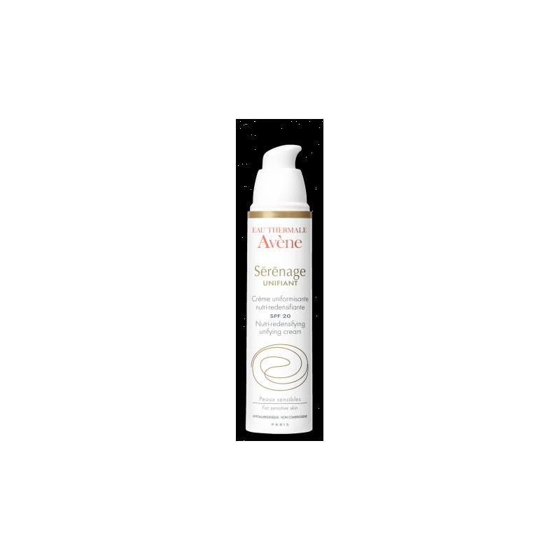 Avène Sérénage Unifiant Nutri FPS20 40 ml