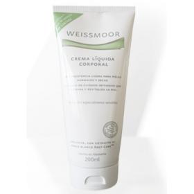 Weissmoor Crema Liquida Corporal 200 ml