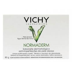 Vichy Normaderm Barra 80 gr