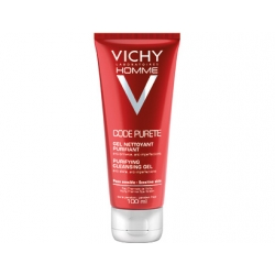 Vichy Homme Code Gel Purificante 100 ml